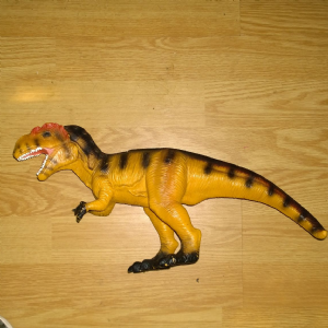 Tyrannosaurus Rex T-rex Early Learning Centre ELC Dinosaur Figure ~ 22cm Tall